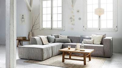 Nieuw vt wonen banken lazy club twee eigentijdse banken made by coming lifestyle natuurlijk - Eigentijdse woonkamers ...